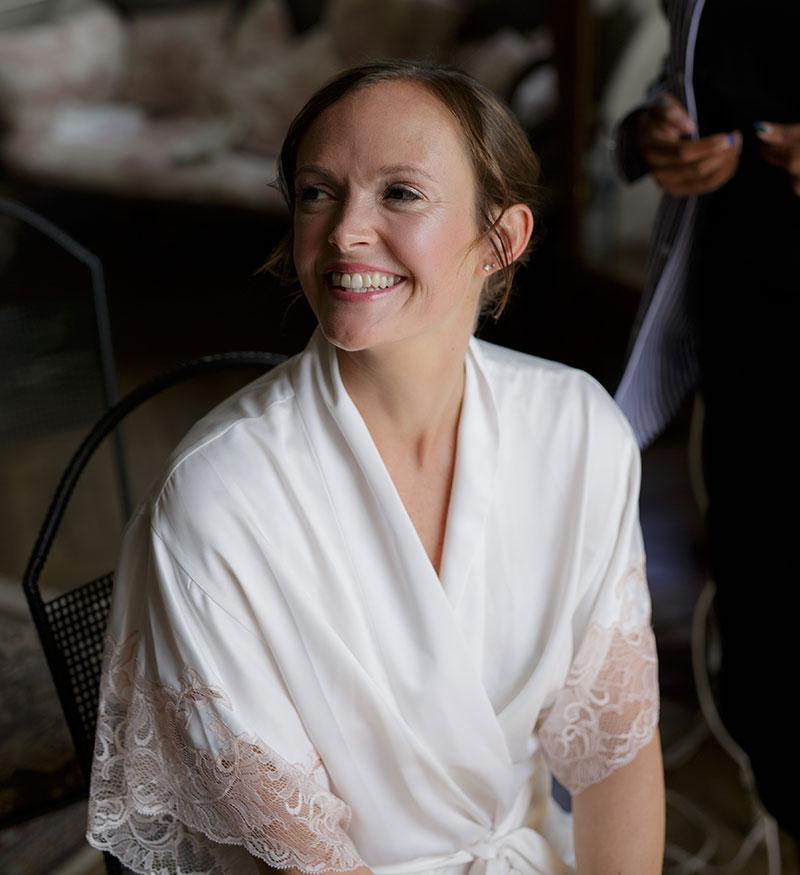 Glowing Natural Bridal makeup