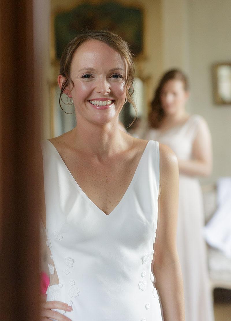 Glowing Natural Bridal makeup romantic